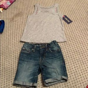 Summer outfit, size 4